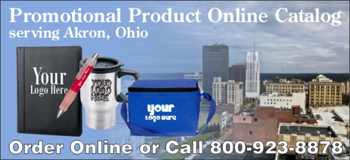 Promotional Products Akron, Ohio